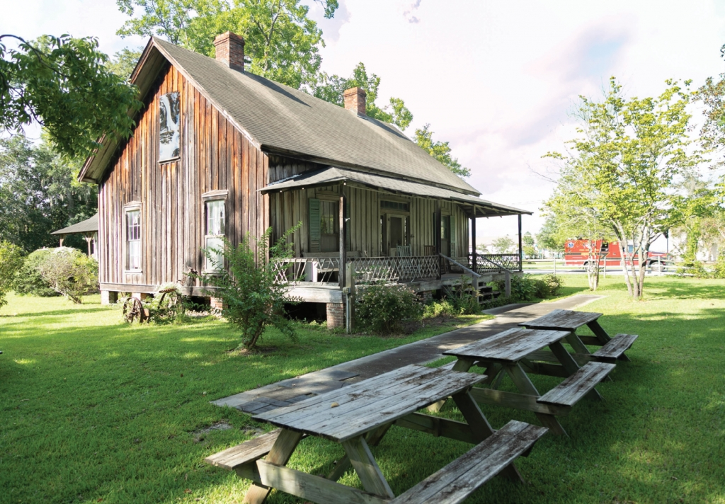 History on Display: SHF hopes to present the fully restored Sarvis House to the community free of charge.