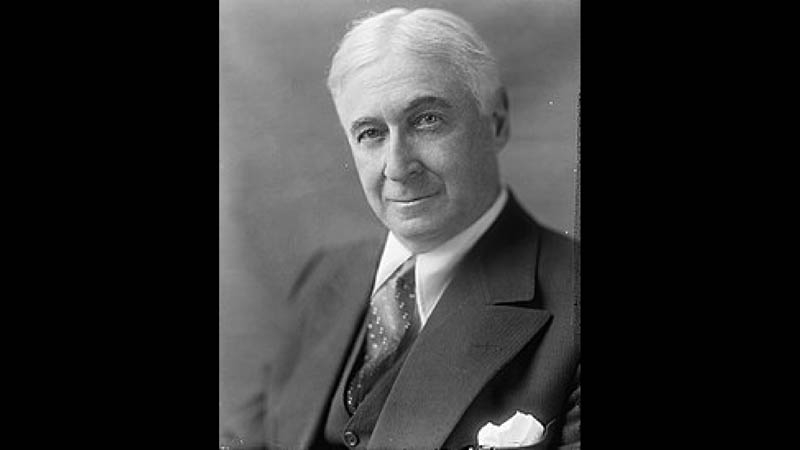 Bernard Baruch continued to advise and counsel world leaders well into his 90s.