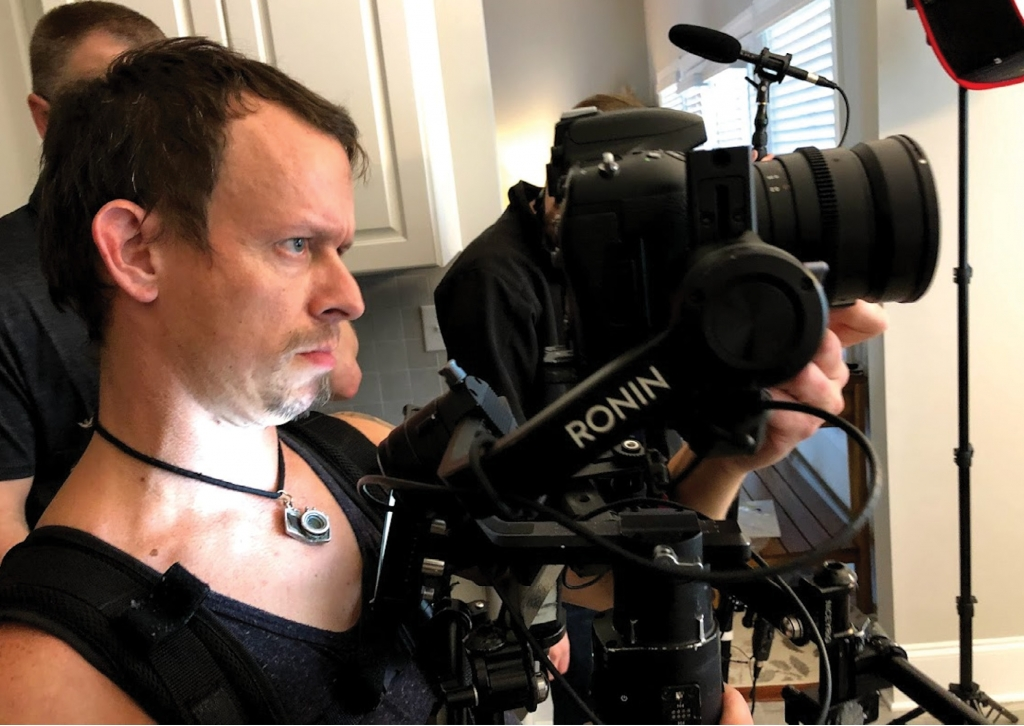Cameraman Ruben Long
