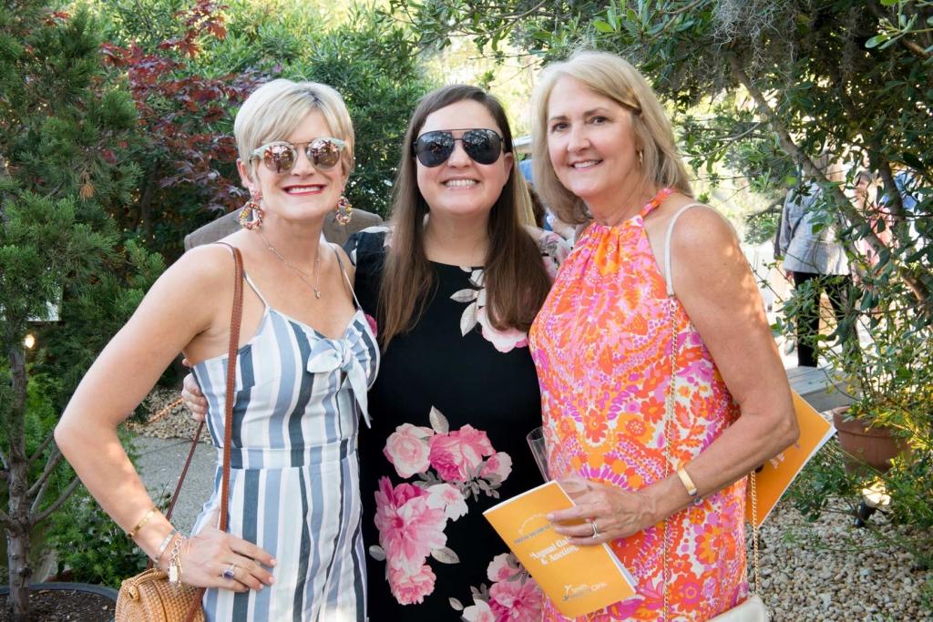 Megan Sandefur, Paula Watford, and Liz Moran