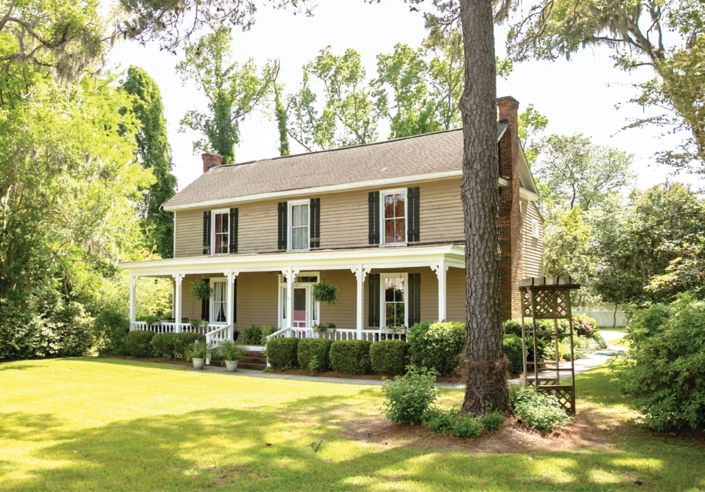 Special Delivery: Built in 1908 by Robert M. Prince, the Thomas B. Cooper House was home to Cooper, Socastee's postmaster, and his family.