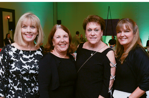 Laura Joseph, Ceil Whitney, Judy White and Dia Patterson