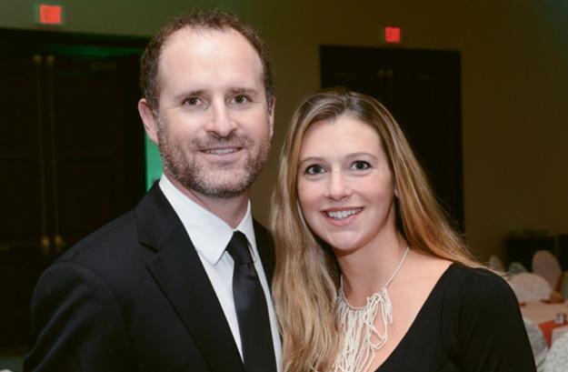 Todd and Jennifer Tupis
