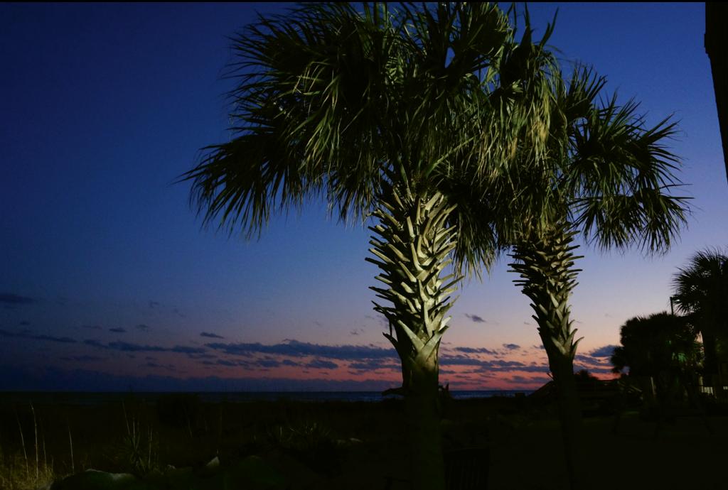 Sunset over the Ocean  Photographer: Diane Gullie  Where: North Myrtle Beach