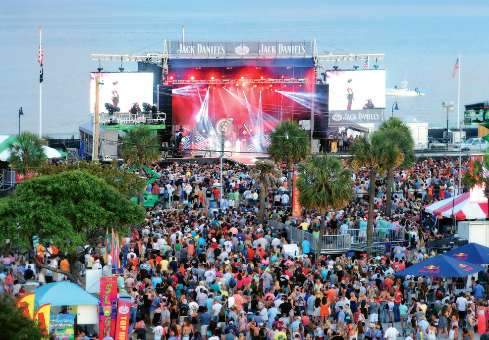 The Carolina Country Music Festival
