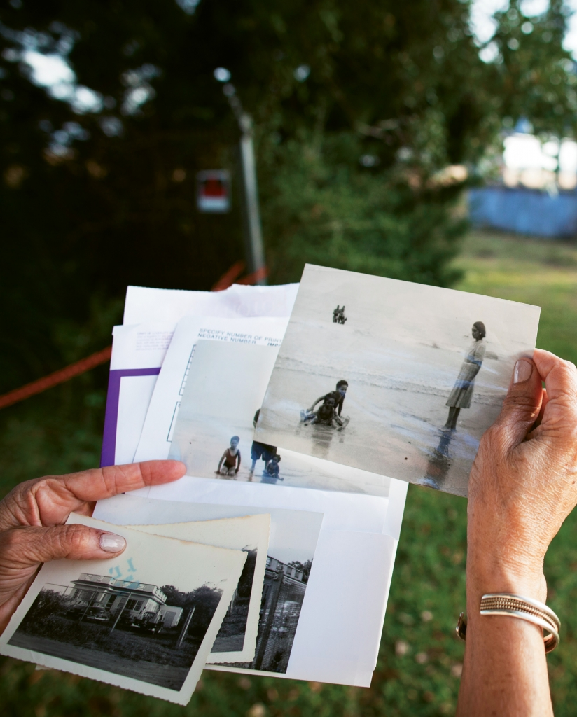 Before Hurricane Hazel, McKenzie Beach was the summer retreat site for a small, regularly returning group of black residents who treasured the well-cared-for resort.