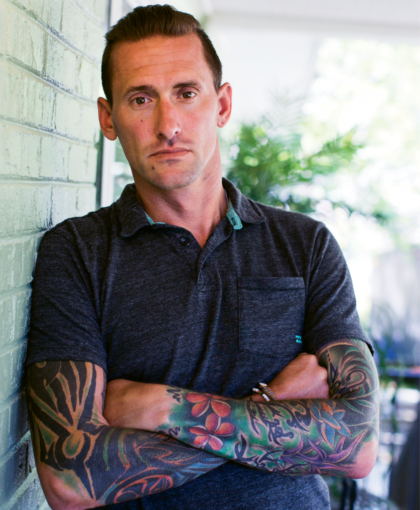 From Addict to Asset:  Chris Hocker spent 15 years using drugs and stealing to support his habit. He was in and out of jail, and even attempted suicide. But after reaching a point where he was sick of who he had become, he turned his life around. He now helps addicts and is an intensive outpatient case manager at Shoreline Behavioral Health Services in Conway.