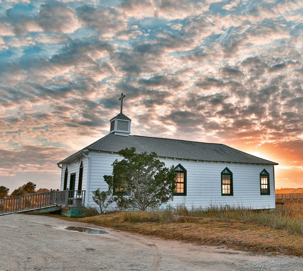 The Pawleys Island Chapel has been welcoming locals and visitors for 70 years
