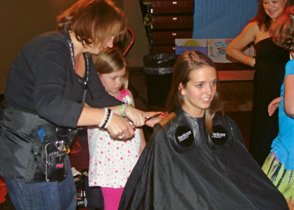 Bryant's heart condition only quickened her pace when it came to activities and charity work. She donated her hair to Locks of Love