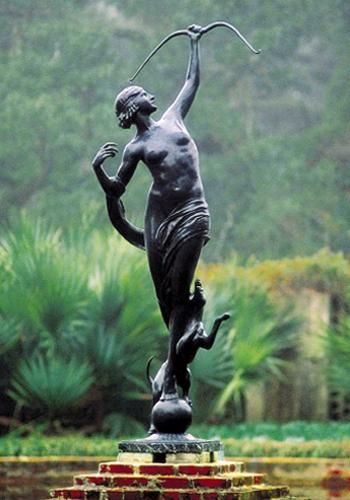 Diana of the Chase by Anna Hyatt Huntington