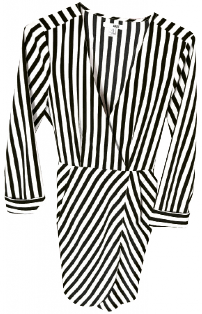 Be like a boss and empower women (and men!) with this striped dress.