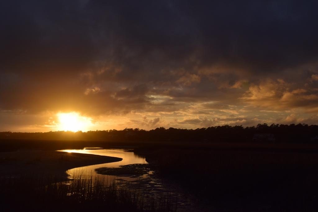 Pawleys Creek, Photographer: Margot Ray, Where: Pawleys Island