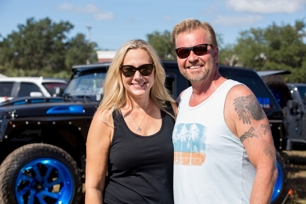 Diane & Chad Morgan