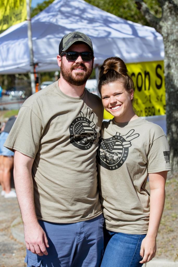 Jordan Baker & Kristi Spruill