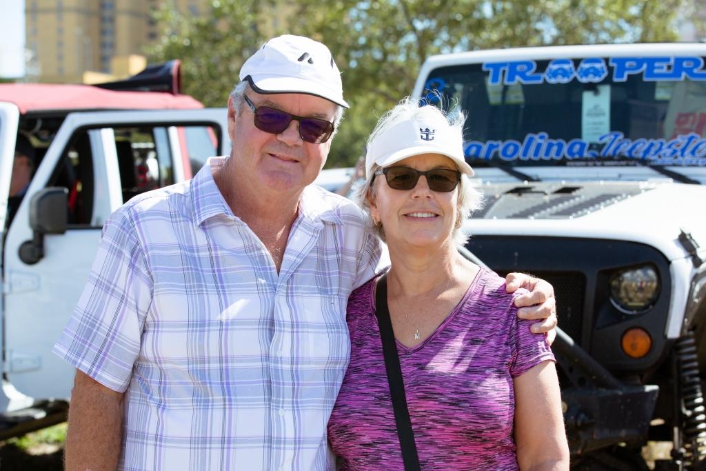 Donald & Margo Milliken