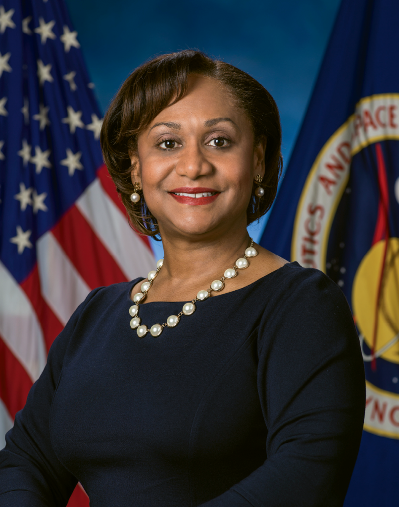 Conway native Vanessa Wyche is the director of exploration integration and science at NASA's Johnson Space Center.