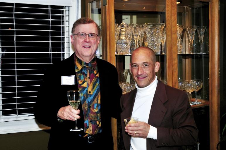 Richard Stall and Charles Evans