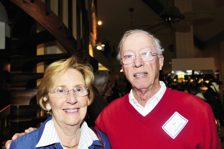 Ted and Cindy Goulstone