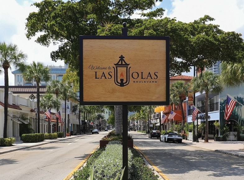 Shopping and dining at Las Olas in the heart of downtown Fort Lauderdale has become popular with tourists and locals.