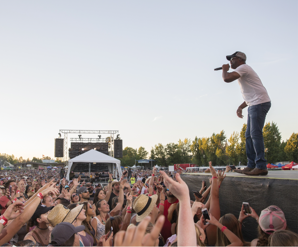 Darius Rucker will be back in Myrtle Beach as a headliner for the Carolina Country Music Festival, which was rescheduled from June to September 17-20.