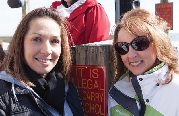 Sandra Todd and Laura Colbert